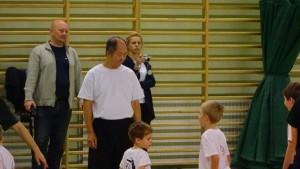 Mistrz Yang Jwing Ming i młodzi Shaolinowcy Relacje z obozów