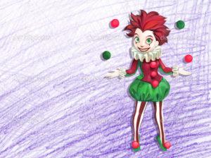depositphotos_73834349-Illustration-of-juggling-clown-girl